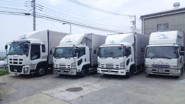 大翔トランスポート株式会社の東京営業所