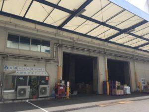 大阪(営) 倉庫棟写真